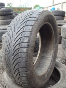 ПАРА 205/55 R16 BFGoodrich Зимние шины g-Force Winter