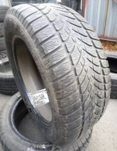 ПАРА 225/55 R17 DUNLOP Зимние шины SP Winter Sport 4D XL