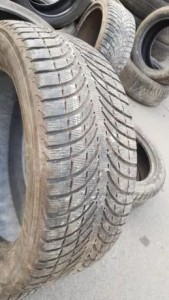 ПАРА 255/55 R20 MICHELIN XL Зимние шины Latitude Alpin