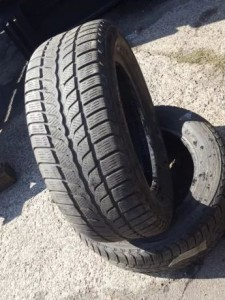 ПАРА 225/55 R16 Uniroyal MS Plus 66