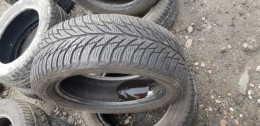 15г летняя ПАРА Uniroyal 195/55R16 All Season Expert