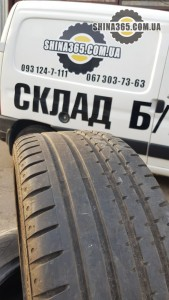Летняя Пара Continental SportContact 2 205/40R17
