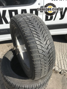 MICHELIN Alpin A4 205/55R16 ЗИМА