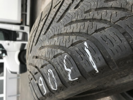 Резина 205/55 R16 BFGOODRICH g-Force, зима 2шт