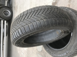 Резина 205/55 R16 MICHELIN Alpin 5 DT, зима 2шт