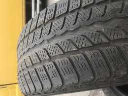 Резина 215/55 R16 UNIROYAL MS Plus 66, зима 2шт