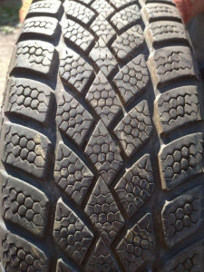 Резина 155/80 R13 Continental Conti Winter Contact TS780, зима