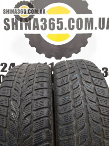 Резина 205/55 R16 Uniroyal MS Plus 66, зима