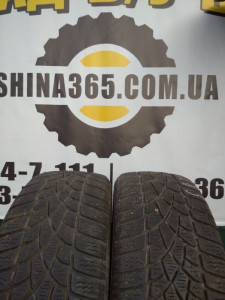 Резина 195/55 R16 Dunlop SP Winter Sport 3D, зима