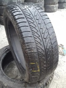 КОМПЛЕКТ 225/50 R17 GOODYEAR Зимние шины Ultra Grip 8 Performance