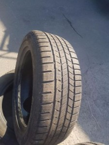 ПАРА 235/55 R19 Continental Зимние шины ContiCrossContact Winter