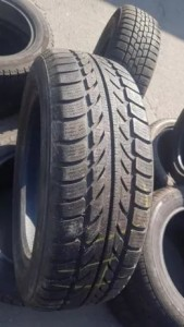 ПАРА 185/60 R15 HANKOOK Зимние шины Winter i*Pike RS W440